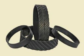 Road Tyres to fit Wilesco Traction Engines